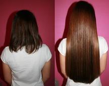 Наращивание волос в Кокшетау
