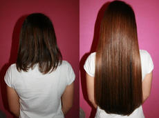 Наращивание волос в Боровом